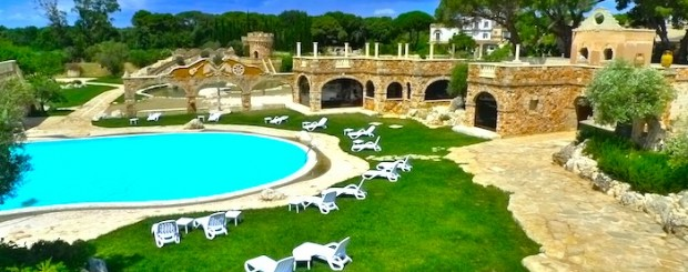 Masseria SPA a Cellino San Marco